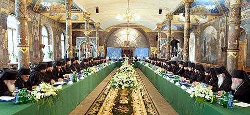 Собор єпископів Української Православної Церкви