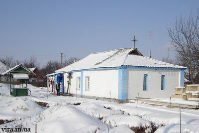 Свято-Покровський храм міста Яготина