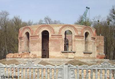 Свято-Троїцький храм (собор) міста Яготина